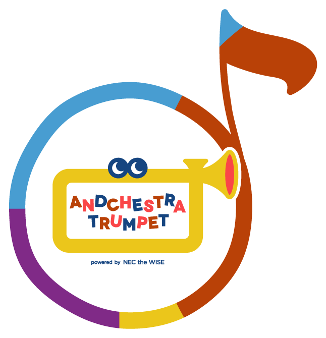 ANDCHESTRA TRUMPET